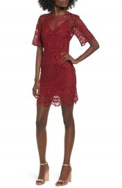 Keepsake the Label Reach Out Lace Body-Con Dress at Nordstrom