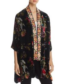 Kehlani Reversible Kimono Jacket by Johnny Was at Bloomingdales