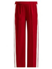 Kelly striped track pants at Matches