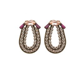 Kennedy Earrings at Lionette NY