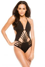 Kenneth Cole Desert Heat Swimsuit at Amazon