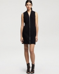 Kenneth Cole New York Dress - Angelica Zip Front at Bloomingdales