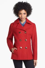 Kenneth Cole Peacoat at Nordstrom Rack