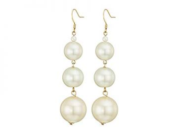 Kenneth Jay Lane Earrings at Zappos