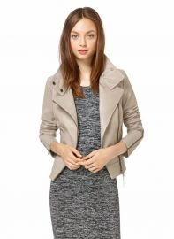 Kenya Leather Jacket by Mackage at Aritzia