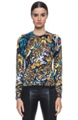 Kenzo Flying Tigers Sweater at Forward by Elyse Walker