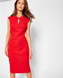 Kezzia Dress at Ted Baker
