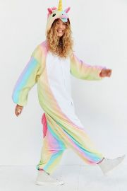 Kigurumi Dream Unicorn Costume at Urban Outfitters
