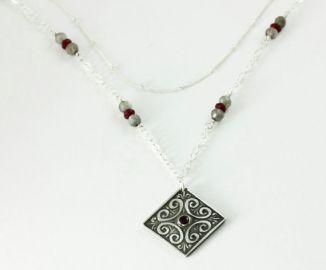 KimJakumDesigns Celtic Dream Necklace at Etsy