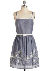 Kismet and Tell Dress at ModCloth
