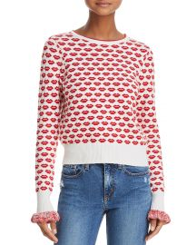 Kiss Print Sweater by French Connection at Bloomingdales
