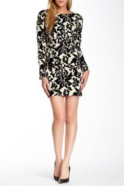 Kit Damask Ponte Dress at Nordstrom Rack