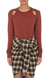 Klee Cutout Sweater at Barneys
