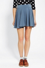Knit circle skirt by Pins and Needles at Urban Outfitters