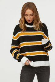 Knit sweater at H&M