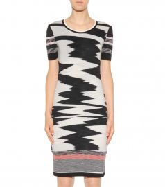Knitted wool dress by Missoni at Mytheresa