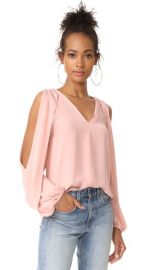 Kobi Halperin Caroline Blouse at Shopbop