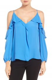 Kobi Halperin Laurell Silk Blouse at Nordstrom