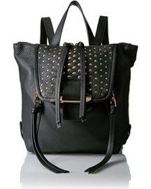 Kooba Handbags Bobbi Studded Mini Backpack black at Amazon