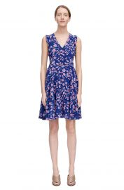 Kyoto Floral Dress at Rebecca Taylor