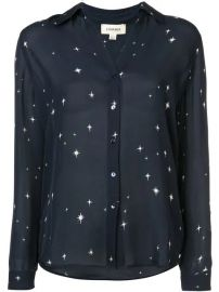 L  39 agence Star Print Blouse - Farfetch at Farfetch