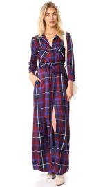 LAGENCE Cameron Long Shirt Dress at Shopbop