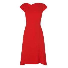 L K Bennett Ire Fit and flare Dress at L.K. Bennett