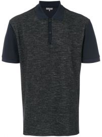 LANVIN tonal polo shirt at Farfetch