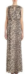 LAgence Leopard Print Dress at Barneys