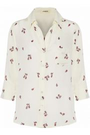 LAgence Ryan Shirt at The Outnet
