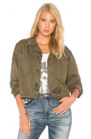 LIEUTENANT MILITARY JACKET Sanctuary at Revolve