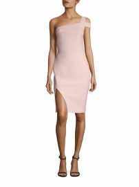 LIKELY - Packard One-Shoulder Dress at Saks Fifth Avenue