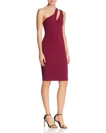 LIKELY Allison Cutout One-Shoulder Sheath Dress at Bloomingdales