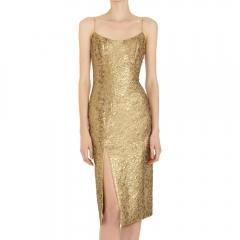 LWren Jacquard Slip Dress at Barneys