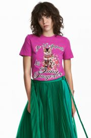 La Dame Dangereuse t-shirt by H&M at H&M