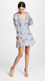 La Maison Talulah Here  amp  Now Mini Dress at Shopbop