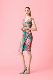 La Petite Robe di Chiara Boni Ashlee Print Dress at Chiara Boni