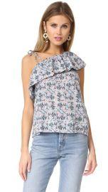 La Vie Rebecca Taylor Floraison Top at Shopbop