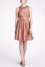 Lace Anthropologie dress on Vampire Diaries at Anthropologie