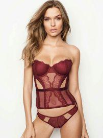 Lace Corset at Victorias Secret