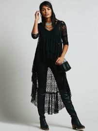 Lace Emperor Maxi at Free People
