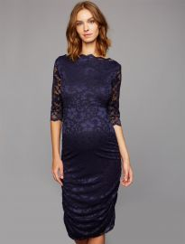 Lace Maternity Dress by Soon Maternity  at Destination Maternity