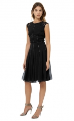Lace T Dress at Rebecca Taylor