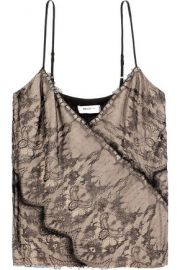 Lace Top at The Outnet