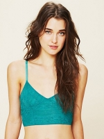Lace bralette by Free People at Free People