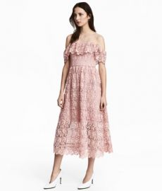 Lace dress at H&M