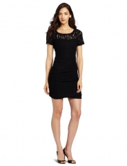 Lace dress by DKNY at Amazon