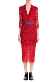 Lace dress by Preen at Stylebop