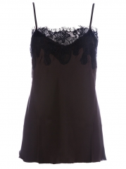 Lace tank by Gold Hawk at Farfetch