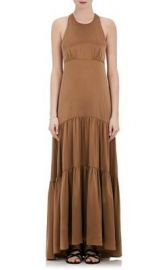 Lagence Silk Maxi Dress at Barneys Warehouse
